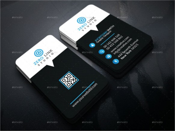 business card template online  26+ Professional Business Card Templates - AI, PSD, Word ..