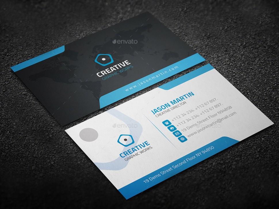 business card template qr code  Cool Business Card Template by Jorge Limaz | CardRabbit