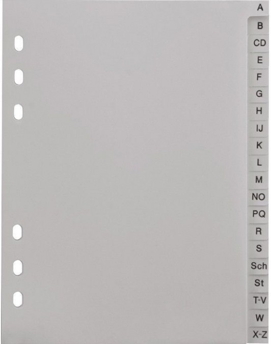 free printable letter d template printable  DIN A5 Buchstabenregister A-Z Ordner-Register grau ABC in ..
