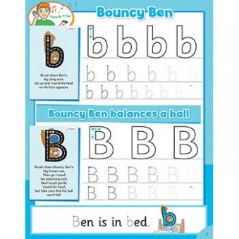 fancy letter s template  Sing-along Handwriting Book – Letterland USA - fancy letter s template