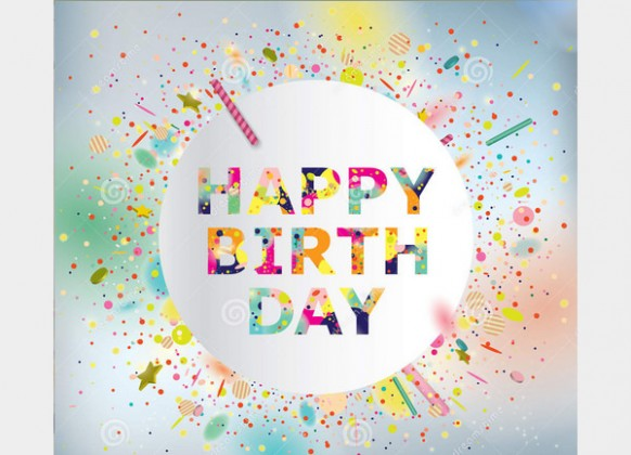 birthday card template hd  75+ Happy Birthday Images, Backgounds & Elements | Free ..