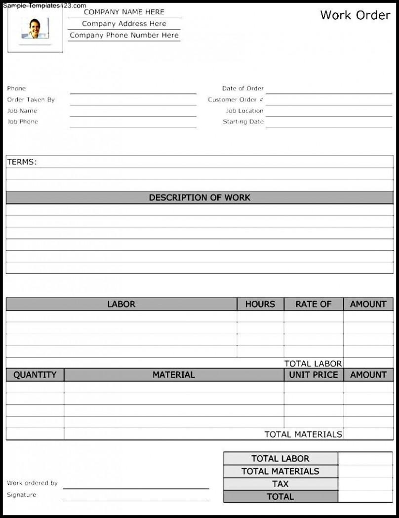 vehicle job card template pdf  Maintenance Repair Job Card Template - Microsoft Excel ..