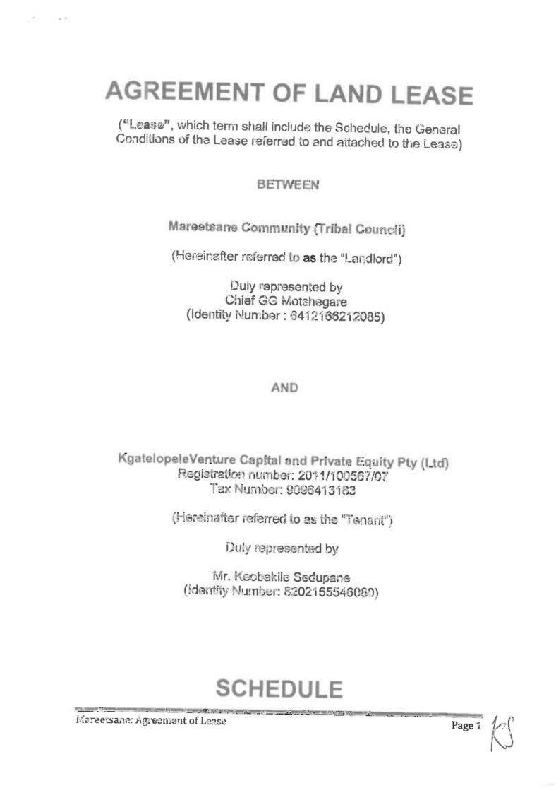 13+ Farm Lease Agreement Templates - PDF, Word | Free ..
