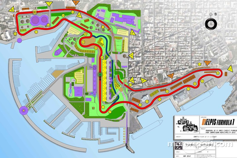 formel 1 strecke singapur google maps  Proposed Mediterrean GP layout : formula1 - formel 1 strecke singapur google maps